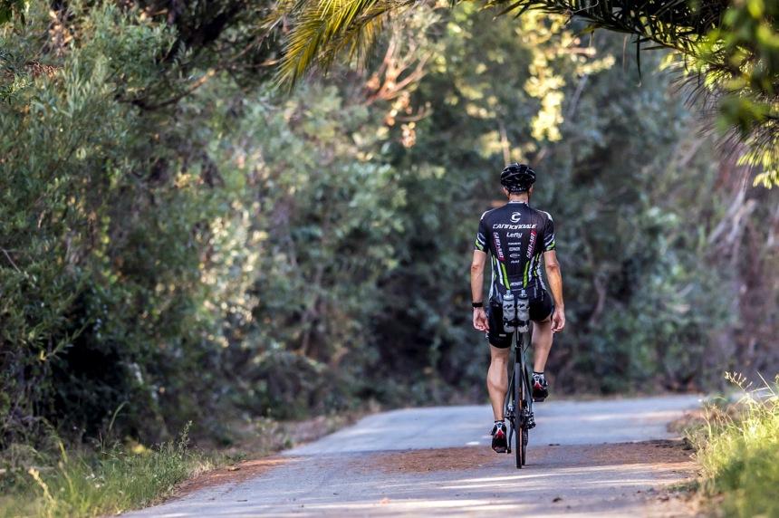 Jon Patrick Hyde Training for Haleakala