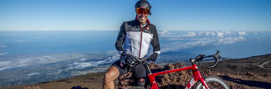 Summit4CAD Founder Jon Hyde becomes first Widowmaker survivor to summit Mt.Haleakala