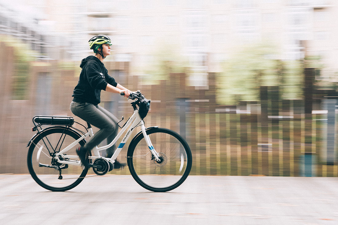 The E-Bike Revolution