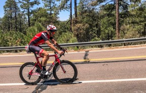 May 2018 at 8,000ft as I climbed Mt Lemmon (9,100ft) in Tucson, AZ.