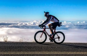 October 2017 - I became the first Widowmaker Survivor to complete the full ocean to summit Haleakala cycling course - the World's longest continual uphill paved cycling ascent.