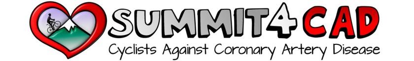 Summit4CAD, Cyclists Against Coronary Artery Disease